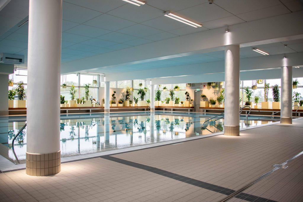 Verket Moving plants av Maider López i Hammarkullen, Göteborg.