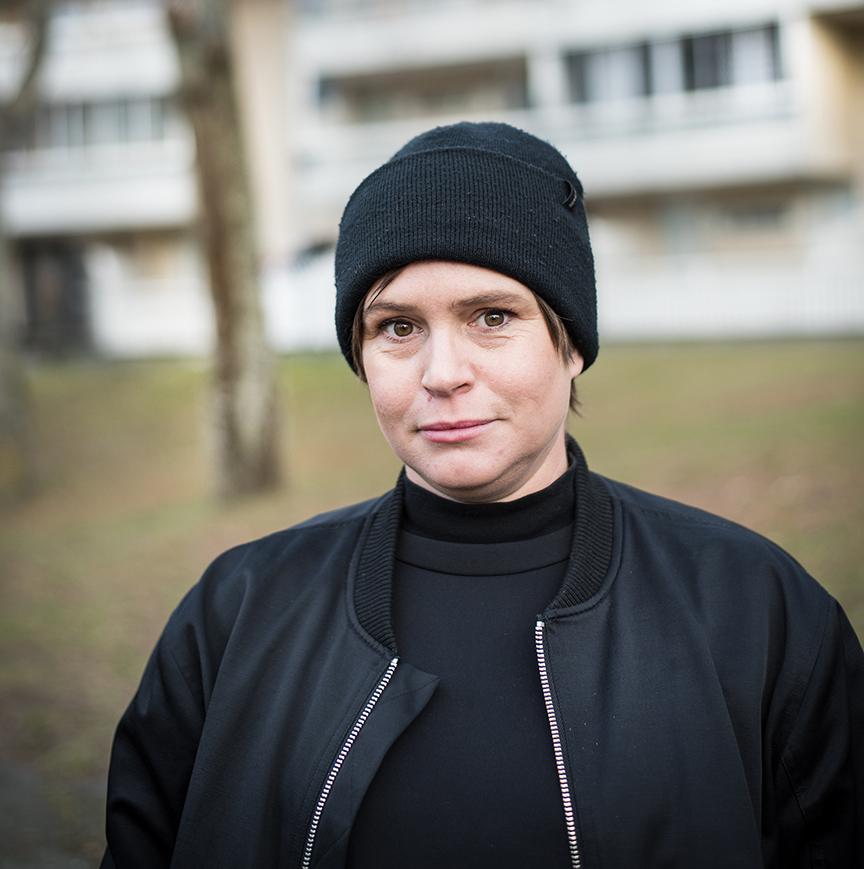 Johanna Gustafsson Furst.