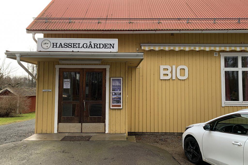 Hasselgården i Hasselfors.