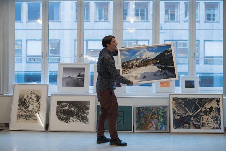 Konstkonsult Magnus Mattsson