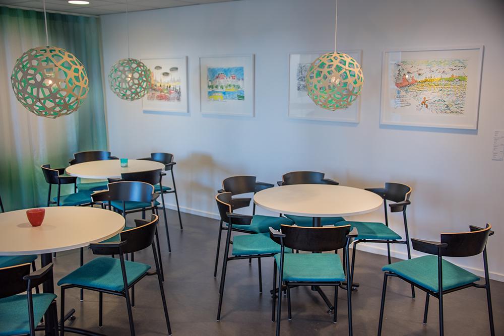Kollektion hos Skolforskningsinstitutet, verk av Stig Claeson (SLAS).