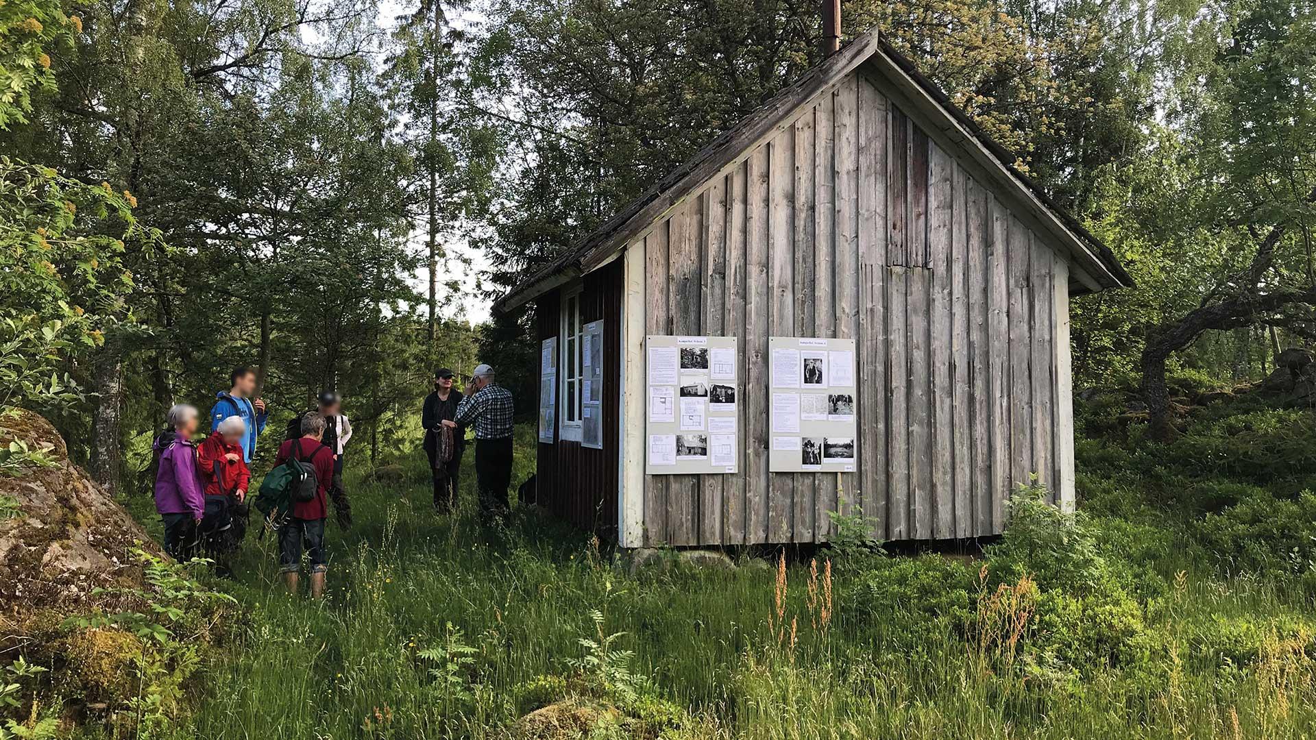 Vandring i hembygdsförening