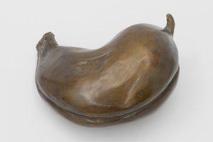Bronze sculpture, Coigbâcete recou